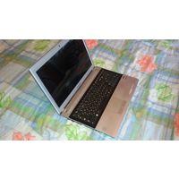 Ноутбук Samsung RV513 НА РАЗБОРЕ(материнская плата нерабочая ): зарядное устройство Original -39 рублей, винчестер 320 Гб-59 рублей