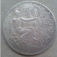 10 КРОН 1930