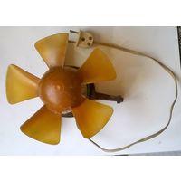 Вентилятор на 220В.