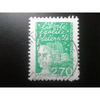 Франция 1997 стандарт 2,70