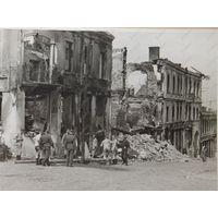 Минск 1941 оккупация немецкие электрики