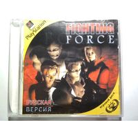 Fighting Force . Sony PlayStation