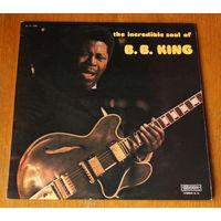The Incredible Soul Of B. B. King (Vinyl)