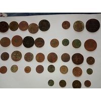 Монеты и створки