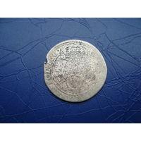 6 грошей (шостак) 1667 (1)         (2824)