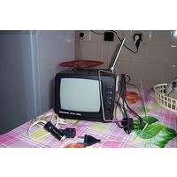 Аналоговый ч/б телевизор Электроника 16ТБ-410Д