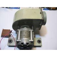 Вентилятор-улитка м/г на базе эл/двигателя КД-50 (220В,60 Вт,2750 обор/мин,4 мкф)