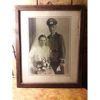 Свадебное фото Германия 3рейх