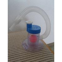 Дыхательный тренажер Ручной ингалятор Mediflo