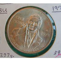 100 песо1979г.Мексика.