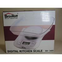 Весы Кухонные с Чашей Brunhoff BH-3485 до 5кг