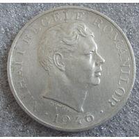 100000 лей 1946 года. Румыния. Серебро.
