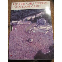 "DVD ""Red Hot Chili Peppers"".Live At Slane Castle."