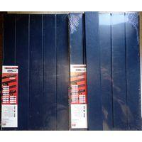 Каналы Opus channel 304 mm 32 mm синие покрытие ткань 11 шт