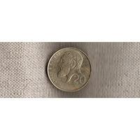 КИПР 20 центов 2004//(Ab)