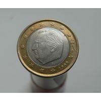 1 евро 1999 Бельгия
