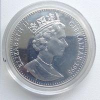 Гибралтар 1 крона 1995г