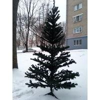 Елка искусственная новогодняя, ВЫСОКОЕ КАЧЕСТВО, 180см