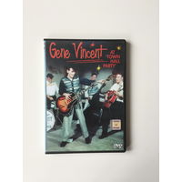 Gene Vincent / at town hall party концерт DVD