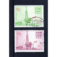Королевство Саудовская Аравия.Ми-601, 607. Нефтяная установка Аль Хафи. 1976.