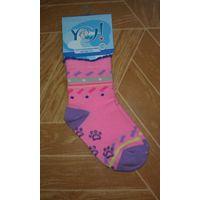 Новые носки YO с антискользящим покрытием (Польша)