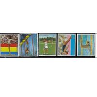 Парагвай 1976, Олимпиада, ОИ Монреаль, Москва 1980, **