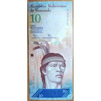 10 боливаров 2009 года (03.09.2009) - Венесуэла - UNC