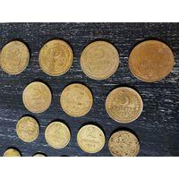 Советская дореформа, чуть пореже монеты