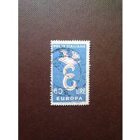 Италия 1958 г.Серия Европа (C.E.P.T.)