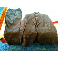 Мужской классический костюм двойка (р-р 54-56)