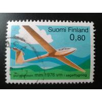 Финляндия 1976 планер