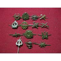 Полевые мушки СССР (14 комплектов каждого вида)