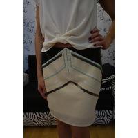 Крутая юбка, размер S 44