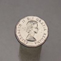 Канада 5 центов 1953