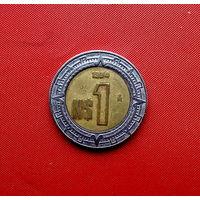 99-20 Мексика, 1 песо 1994 г.