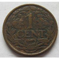 Нидерланды 1 цент 1928