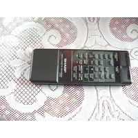 Пульт для видео магнитофона SHARP.