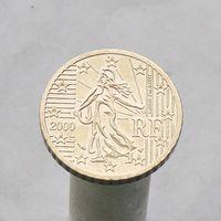 Франция 50 евроцентов 2000
