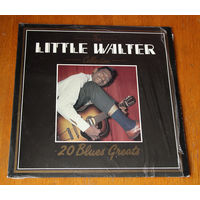 "Little Walter ""20 Blues Greats"" LP, 1987"