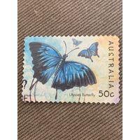 Австралия 2003. Бабочки. Марка из серии