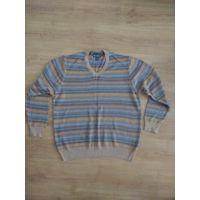 Свитер мужской, LYLE&SCOTT Scotland, размер XL, 100% combed cotton, made in India
