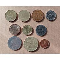 10 монет со всего мира 4