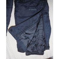 Спортивные брюки для активного зимнего отдыха . COLUMBIA Р-р 48 Черные