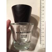 Флакон пустой от Burberry Touch for Men edt 50 мл