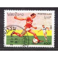 1991 Лаос. ЧМ по футболу 1994 в США