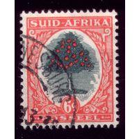 1 марка 1926 год ЮАР Яблоня 28
