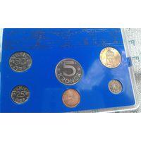 Годовой выпуск монет Швеции 1978, 1981, 1982 и 1987год. Отличный подарок!  Из личной коллекции.