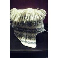 Стильная норвежская шапка