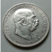 Австрия 1 крона 1914 г.