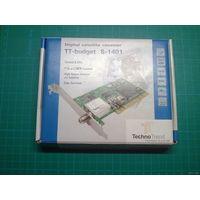 TT-budget S-1401 [Спутниковый ТВ-тюнер TechnoTrend SkyStar 3]  (полный комплект) + Торг